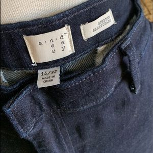 Wide Legged A New Day Jeans